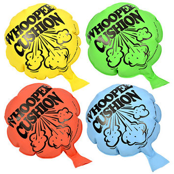 Bulk Joking Around Whoopee Cushions, 8 in. at DollarTree.com