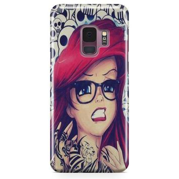Ariel Tattoo Samsung Galaxy S9 Case | Casefantasy