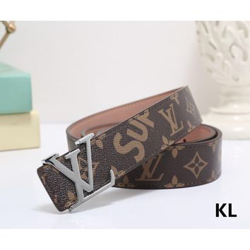 LOUIS & SUPREME fashion new men belt 3502