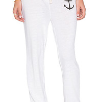 Anchors Away Sweatpant in Casa Blanca