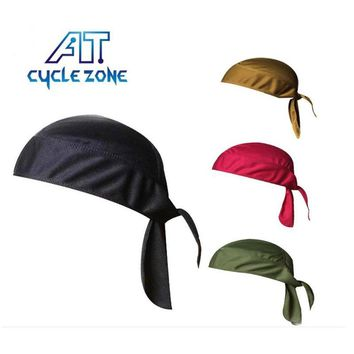 Outdoor Cycling Cap Quick Dry Clean Shawl Headband Head Scarf Men Running Hat Riding Bandana Ciclismo Women Men Hood Caps