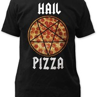 Hail Pizza Shirt :: Shirts :: House of Mysterious Secrets - Specializing in Horror Merchandise & Collectibles