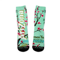 Arizona Tea Custom Fresh Socks Version 1