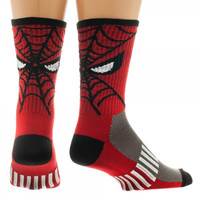 Spiderman Performance Crew Socks