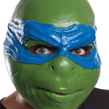 Teenage Mutant Ninja Turtle Leonardo 3/4 Adult Mask