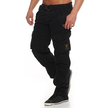 Zogaa City Tactical Cargo Pants Men Combat SWAT Army Military Pants Cotton Many