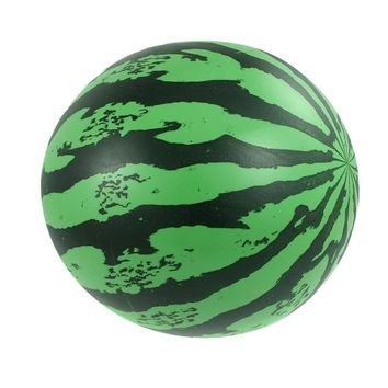 Inflatable Plastic Watermelon Ball