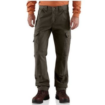 Carhartt Ripstop Cargo Work Pant | Relaxed Fit | Coffee