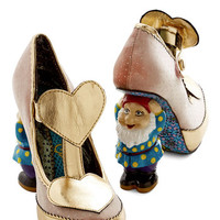 Irregular Choice Fairytale When in Gnome Heel