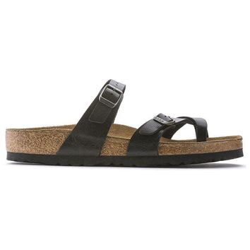 Birkenstock Mayari Birko Flor Graceful Licorice 171391 Sandals - Ready Stock