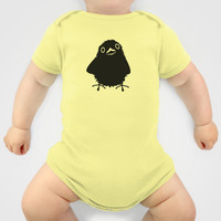 Baby Raven, Hi Onesuit by Raven Jumpo