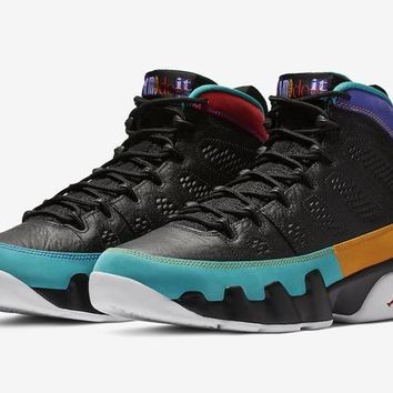 "Air Jordan 9 ""Dream It, Do It"" Men Sneaker"