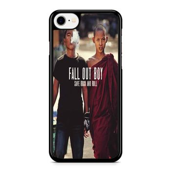 Fall Out Boy Save Rock And Roll Iphone 8 Case
