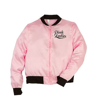 Pink Ladies Jacket for Girls
