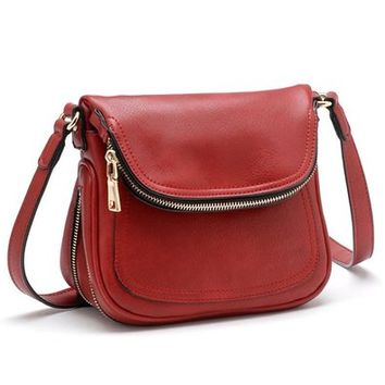 Tosca Expandable Cross-body Handbag
