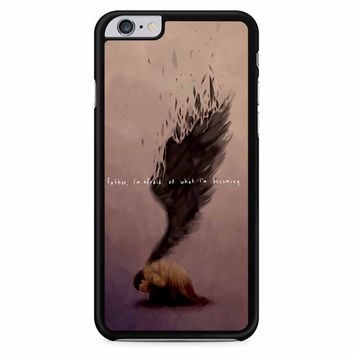 Supernatural Castiel Quote iPhone 6 Plus / 6s Plus Case