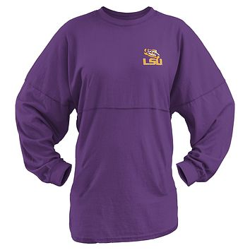 LSU Tigers Junior's Coastal Sweeper Jersey