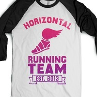 Horizontal Running Team (Baseball
