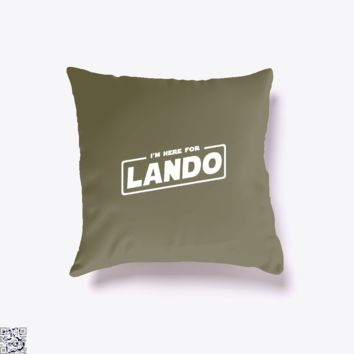 Not A System A Man, Star Wars Throw Pillow Cover