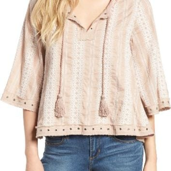 Tularosa Huxley Embroidered Top | Nordstrom