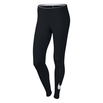 Nike® Club Mid-Rise Swoosh Leggings - JCPenney