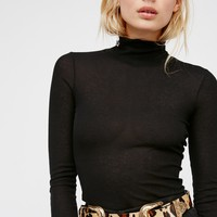 Free People Bri Bri Calf-Hair Belt
