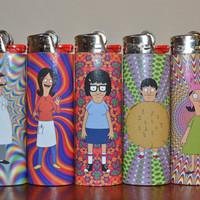 Trippy Unique Belcher Family Lighters