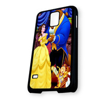 Beauty and The Beast Disney M (2) Samsung Galaxy S5 Case