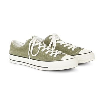 Converse Chuck Taylor All Star '70 Suede Ox Green