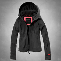 A&F Active Soft Shell Jacket