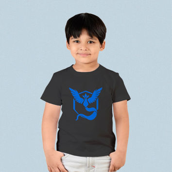 Kids T-shirt - Pokemon Go Mystic Team