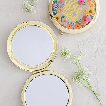 beYOUtiful Compact Mirror