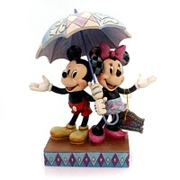 Jim Shore Rainy Day Romance Figurine