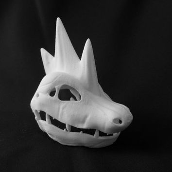 Feraligatr Skull Pokemon 3D Printed Model
