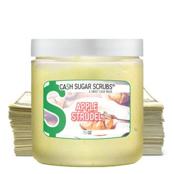 Apple Strudel | Cash Sugar Scrub®