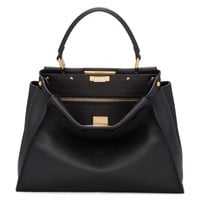Fendi Peekaboo Medium in Black