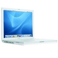 "Apple iBook Laptop 12.1"" M9164LL/A (800-MHz PowerPC G4, 256 MB RAM, 30 GB Hard Drive, DVD/CD-RW Drive) 