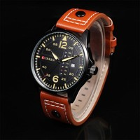 Men's Waterproof Luxury Watch