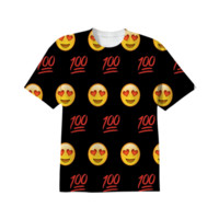 Emoji Shirt created by trilogy-anonymous | Print All Over Me