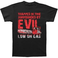 Army Of Darkness Men's  Low On Gas T-shirt Black