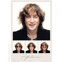 John Lennon - Trio Poster on Sale for $6.99 at HippieShop.com
