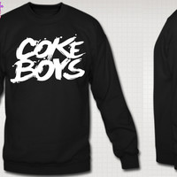 Coke Boys Crew Neck Sweatshirt