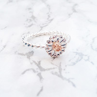 Daisy Bloom Ring