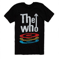 The Who Stacked Target Logo T-Shirt