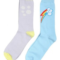 My Little Pony Brony Men's Crew Socks - 179129