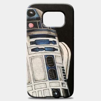R2D2 Star Wars Samsung Galaxy S8 Case