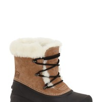 Sorel 'Snow Angel™' Waterproof Lace-Up Snow Boot (Women) | Nordstrom