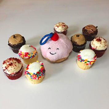 Micro Squishable Cupcake: An Adorable Fuzzy Plush to Snurfle and Squeeze!