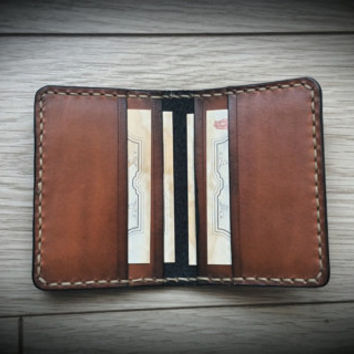 leather card wallet, card wallet, credit card wallet, handmade wallet