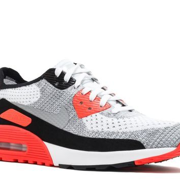 W AIR MAX 90 ULTRA 2.0 FLYKNIT 'INFRARED FLYKNIT' - 881109-100